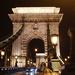 Budapest - a Széchenyi Lánchíd - Die Kettenbrücke