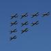 Repülőnap 2010 - Olasz remekmű - Frecce Tricolori