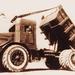 Szovjet MAZ-525T troli-billencs 1958