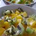 Tejberizs gyümölcsökkel