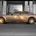 Maserati Quattroporte V B&W