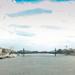 Budapest panorama Erzsébet-hídról