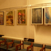 a Bezerédj kastély pincéjében  kiállított pár kép: ART9000