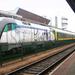 Traxi és a Liszt Ferenc mozdony a soproni GySEV állomáson