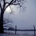 Tél, félúton