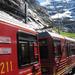 Svájc, Jungfrau Region, Jungfraubahn, SzG3
