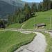 Svájc, a Kleine Scheidegg és Grindelwald között közlekedő fogask