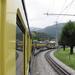 Svájc, Jungfrau Region, Wilderswil, úton Lauterbrunnen felé, SzG