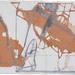 336 - Lux Antal - Titokzatos bejárat, 2000. 40x50cm Olaj-vászon