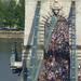 kritikus tömeg a hídon