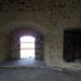 Somoskői vár, északi torony északi lőrése